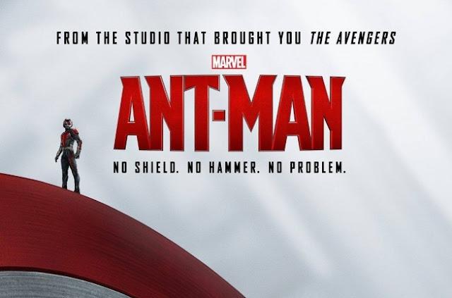 Ant-Man invoca a Los Vengadores en tres nuevos pósters