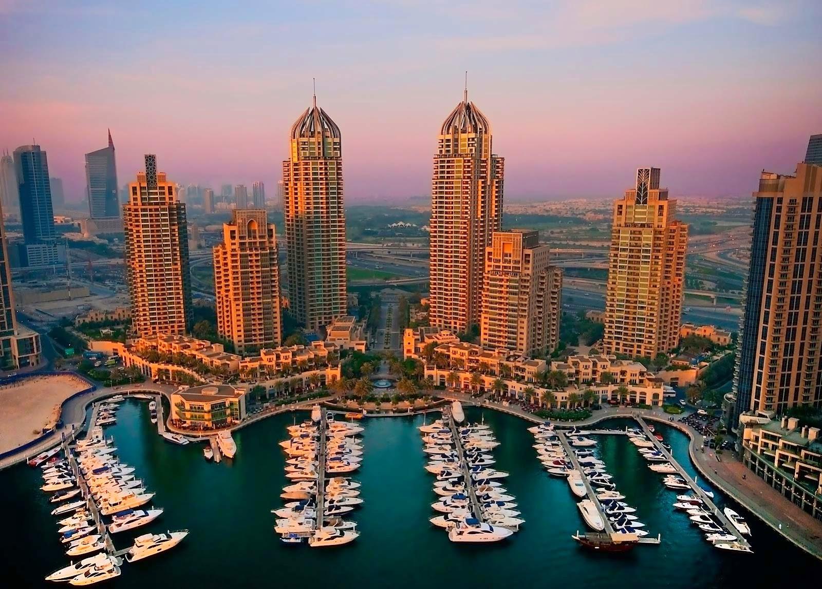 Kết quả hình ảnh cho vịnh Dubai Marina