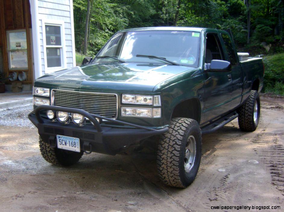 98 Chevy Silverado Custom Bumper