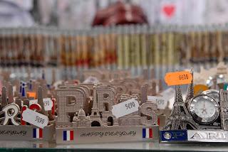Souvenirs aus Paris