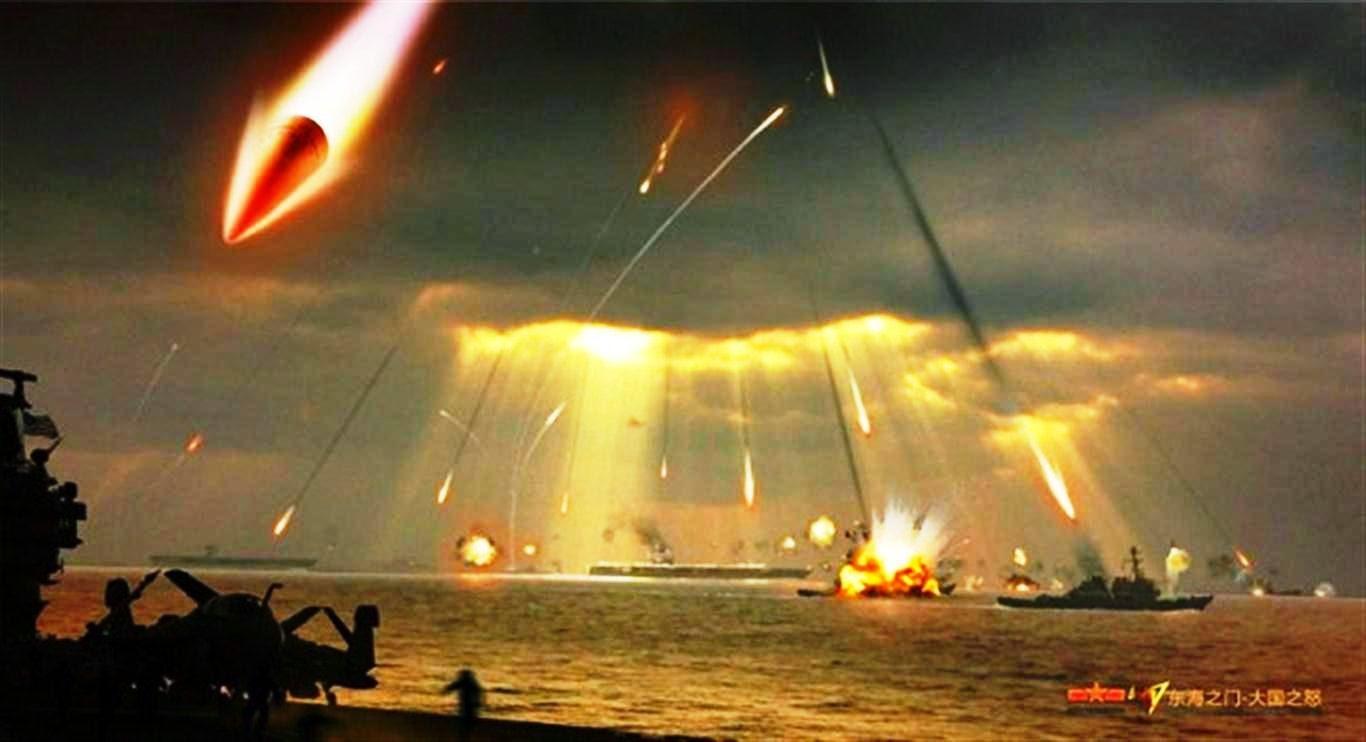 美智库模拟中美多地同时开战 结局意外 - 纽约文摘 - 纽约文摘