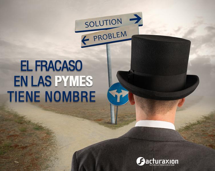 El fracaso en las Pymes tiene nombre.