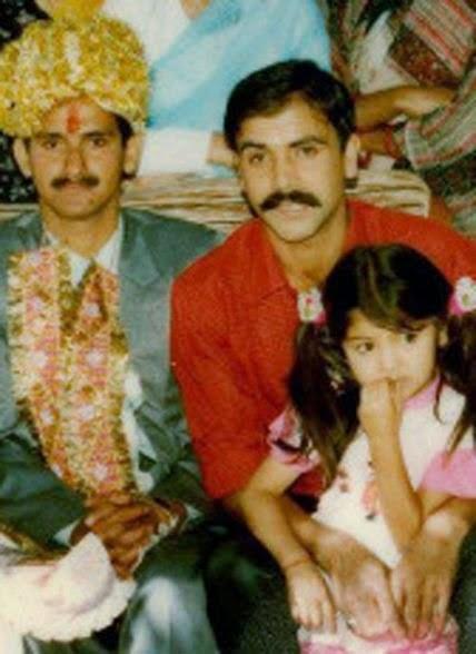 6 Rare Childhood Pictures Of Anushka Sharma