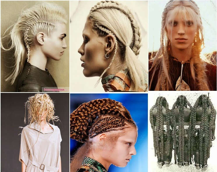tribal hairstyles : ... board created to showdifferent styles influenced by a tribal theme