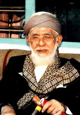 Rabu, 25 Desember 2013 Abuya Dimyati bin Syaikh Muhammad Amin