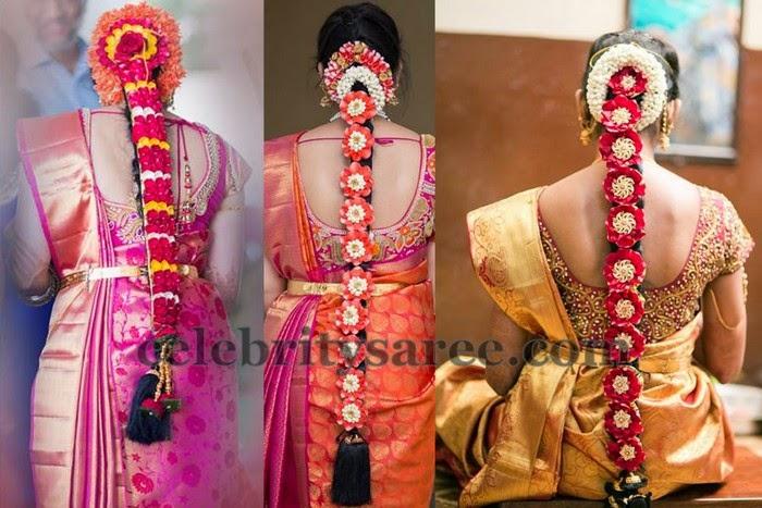 Floral Design Sequins Blouses