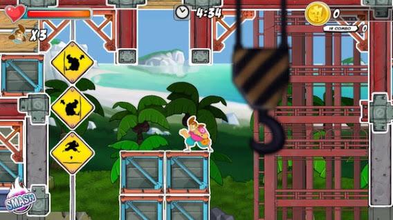 Super Comboman ScreenShot 03
