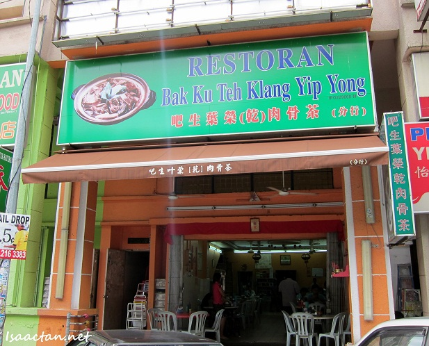 Bak Kut Teh Klang Yip Yong