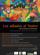 """Paladio Arte  ciclo  """"Los sábados al Teatro"""""""