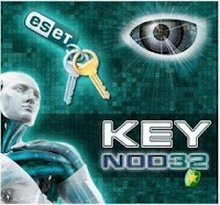 Username dan Password ESET NOD32 Terbaru 16 Juni 2012