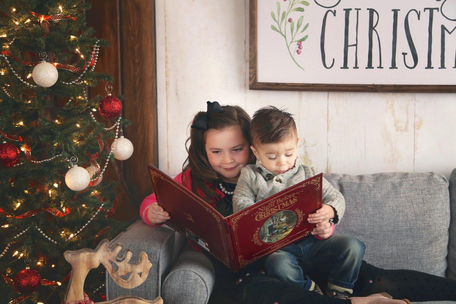 Santa Babies // Christmas 2018