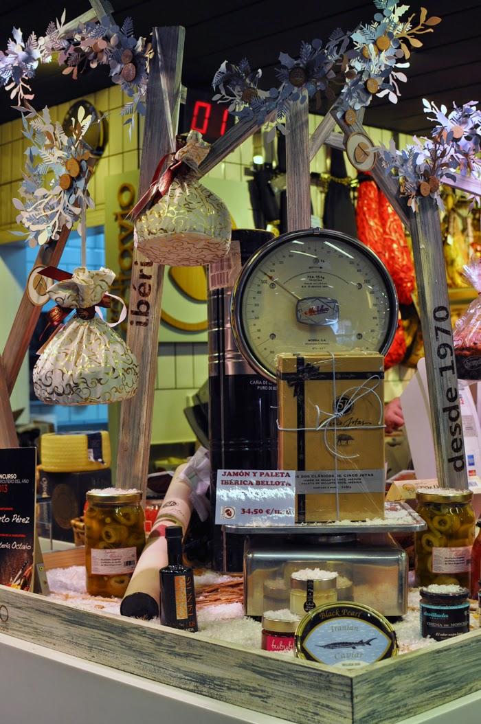 SPAIN: Mercado de San Antón, Madrid
