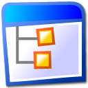 icon of file sharing software