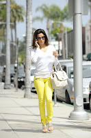 Eva Longoria tight pants
