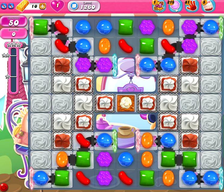 Candy Crush Saga 1260