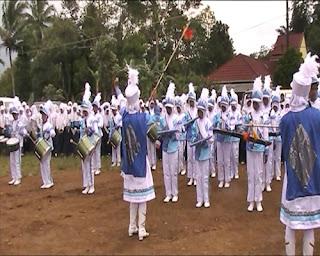Aksi Drum Band