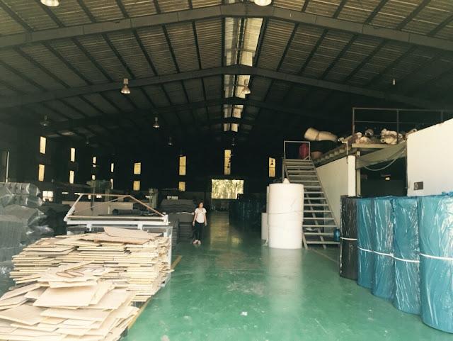 Cho thuê nhà xưởng Thuận An Bình Dương