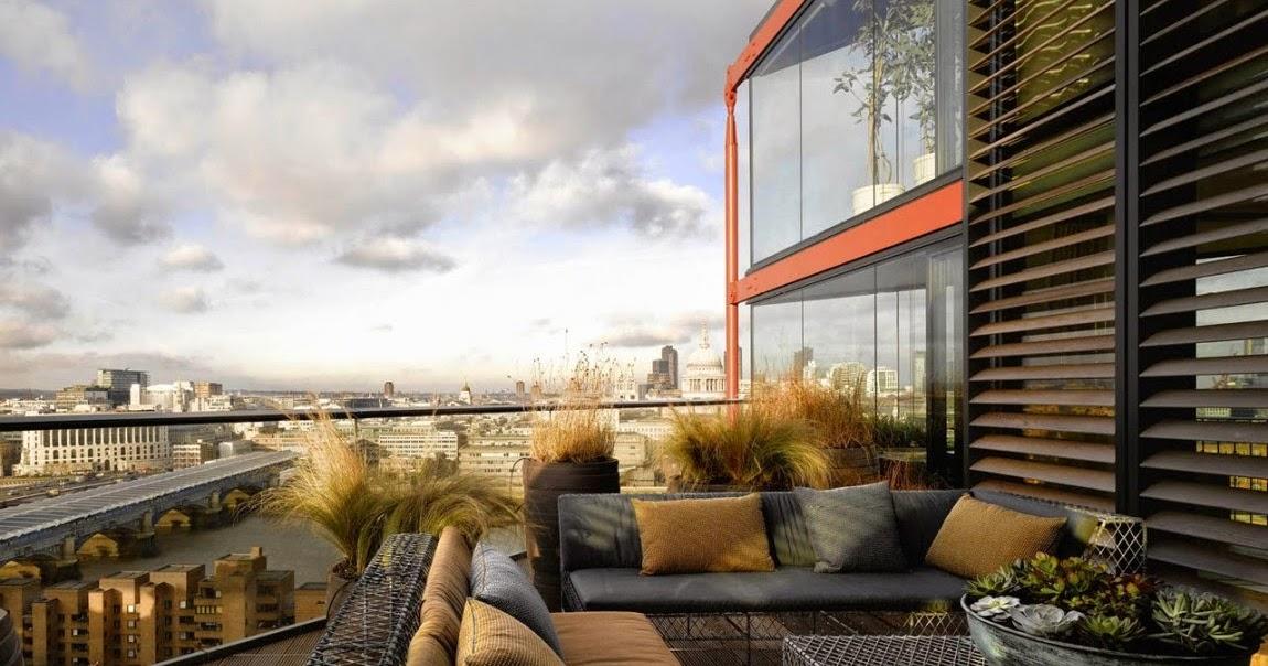 Marzua tico de lujo en londres - Apartamentos lujo londres ...