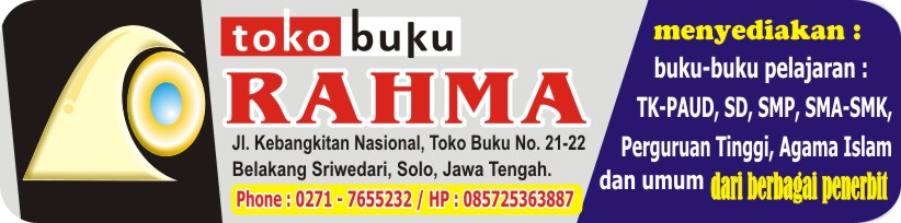 TOKO BUKU RAHMA