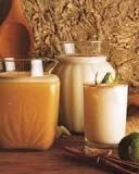 Bebida criolla del día: CHICHA ANDINA VENEZOLANA
