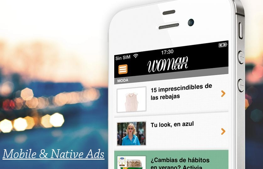 The Rise of Mobile and Native Advertising [INFOGRAPHIC]