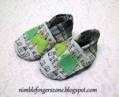 Sepatu Bayi Handmade