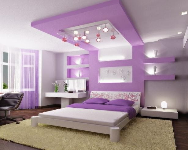 Master Bedroom Designs 2013 purple bedroom - perfect design for master bedroom ~ home interior