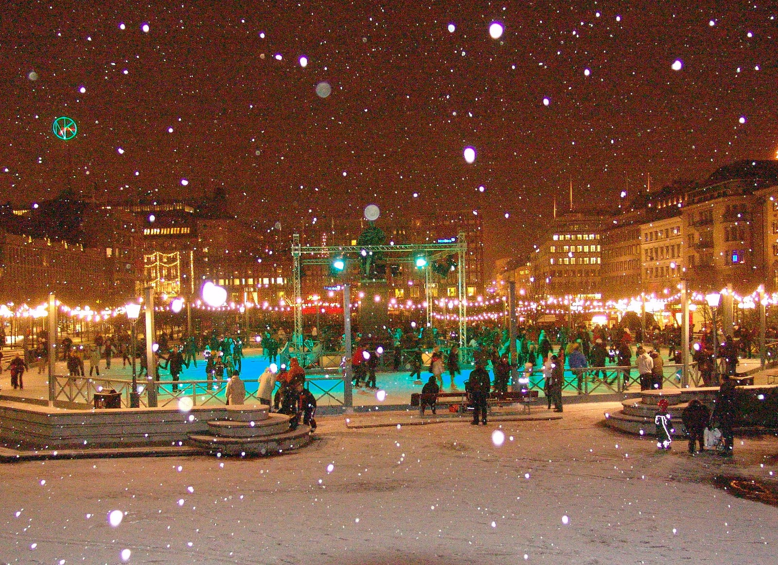 The Stockholm Tourist: Christmas in Stockholm 2012