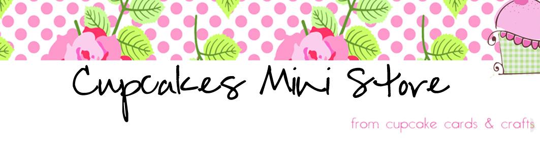 Cupcakes Mini Store