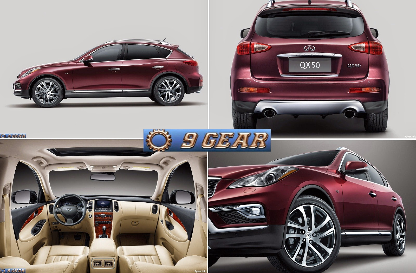 2016 infiniti qx50 technology package car reviews new car pictures for 2018 2019. Black Bedroom Furniture Sets. Home Design Ideas
