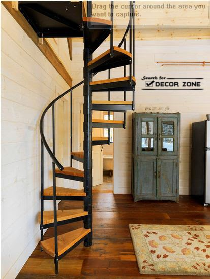 Metal spiral staircase designs and tips for installation for 4 foot spiral staircase