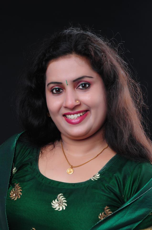 Greeshma Thalassery Malayalam Serial Actress