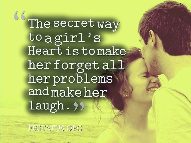 How to win a girl's heart--Love Quotes