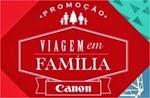 Participar promoção Viagem em Canon
