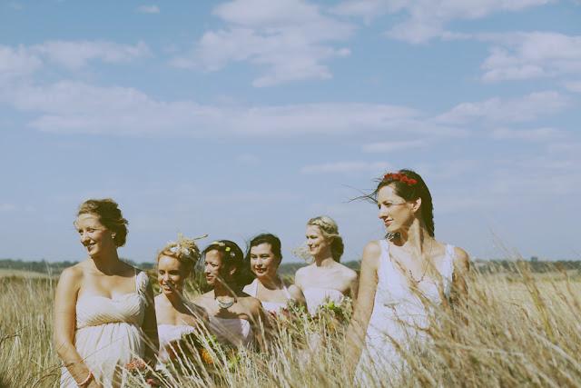 vintage bridesmaids melbourne