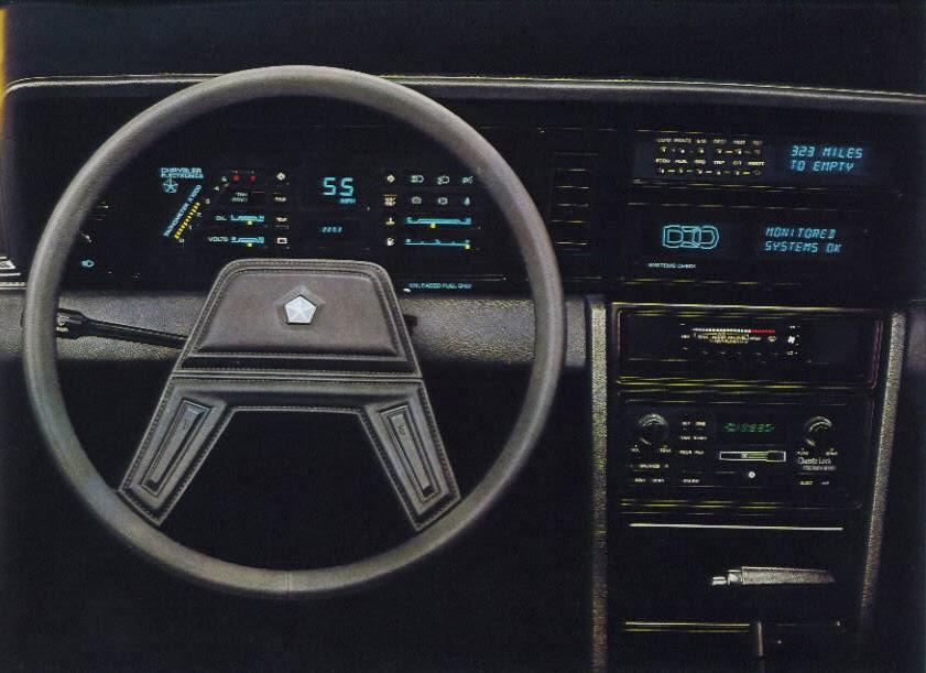 Chrysler Lazer