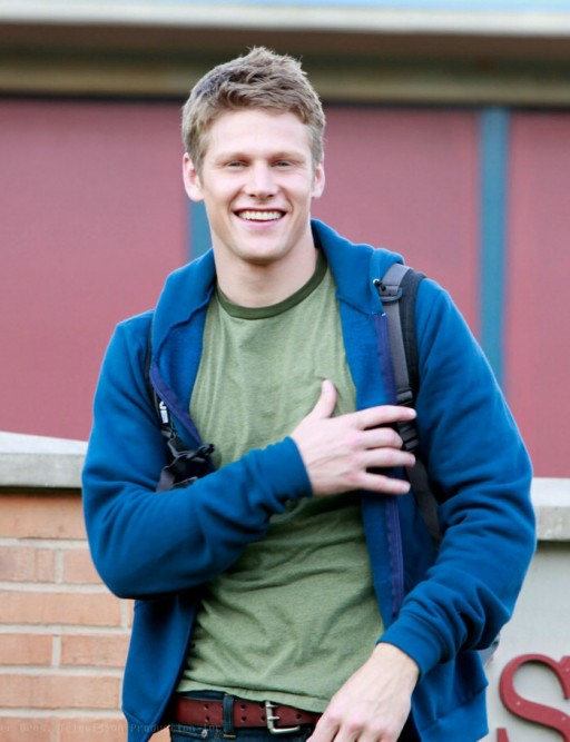 Zach Roerig - Beautiful Photos