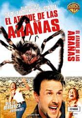 El Ataque De Las Arañas – DVDRIP LATINO