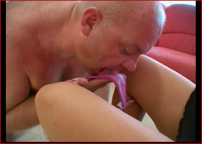 A slut who sniffs and suck a very smelly cock 6