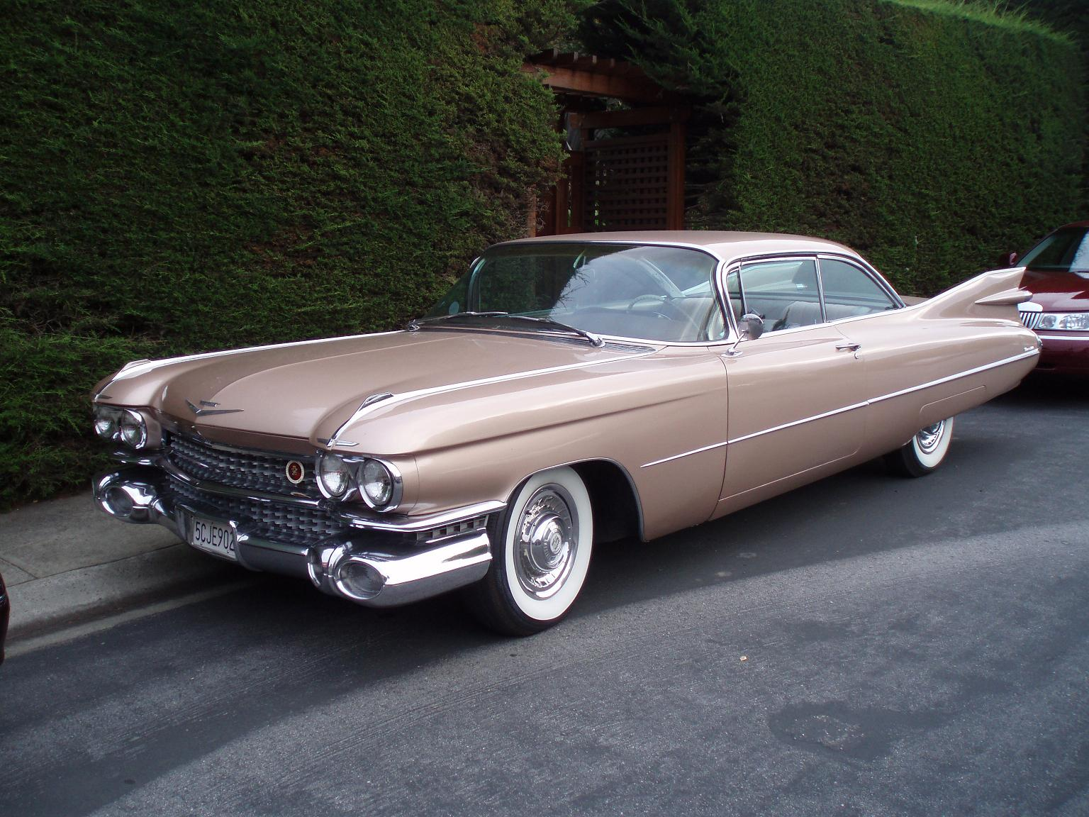 Rincon de los coches: Cadillac