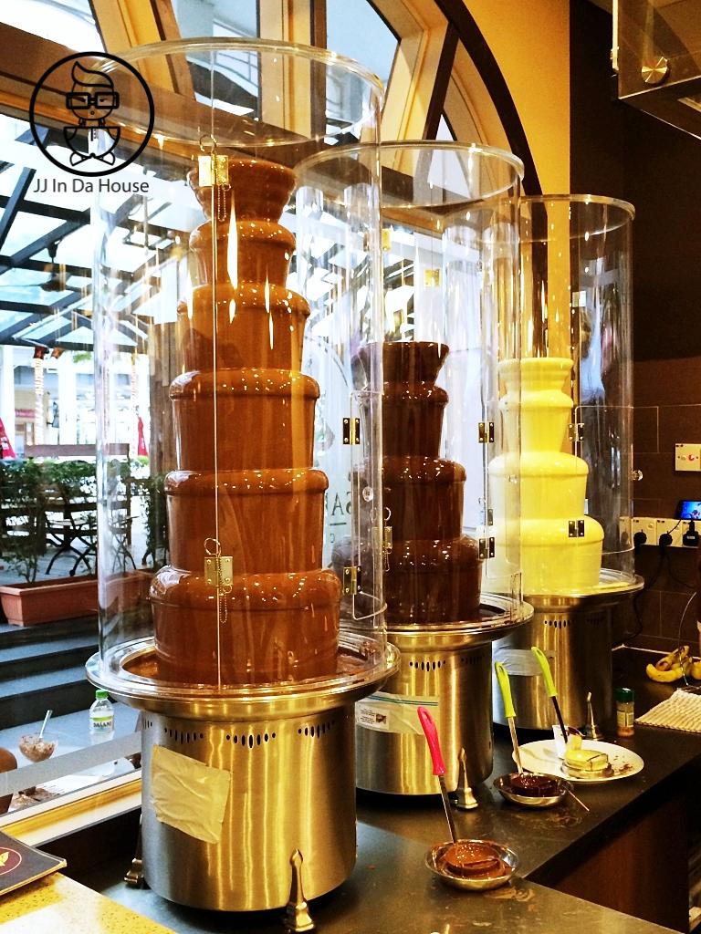 Jj in da house salon du chocolat gurney paragon mall for Salon du chocolat montauban