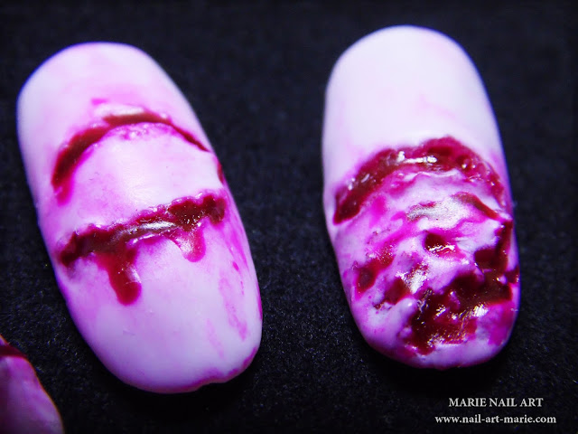 Nail Art The Walking Dead3