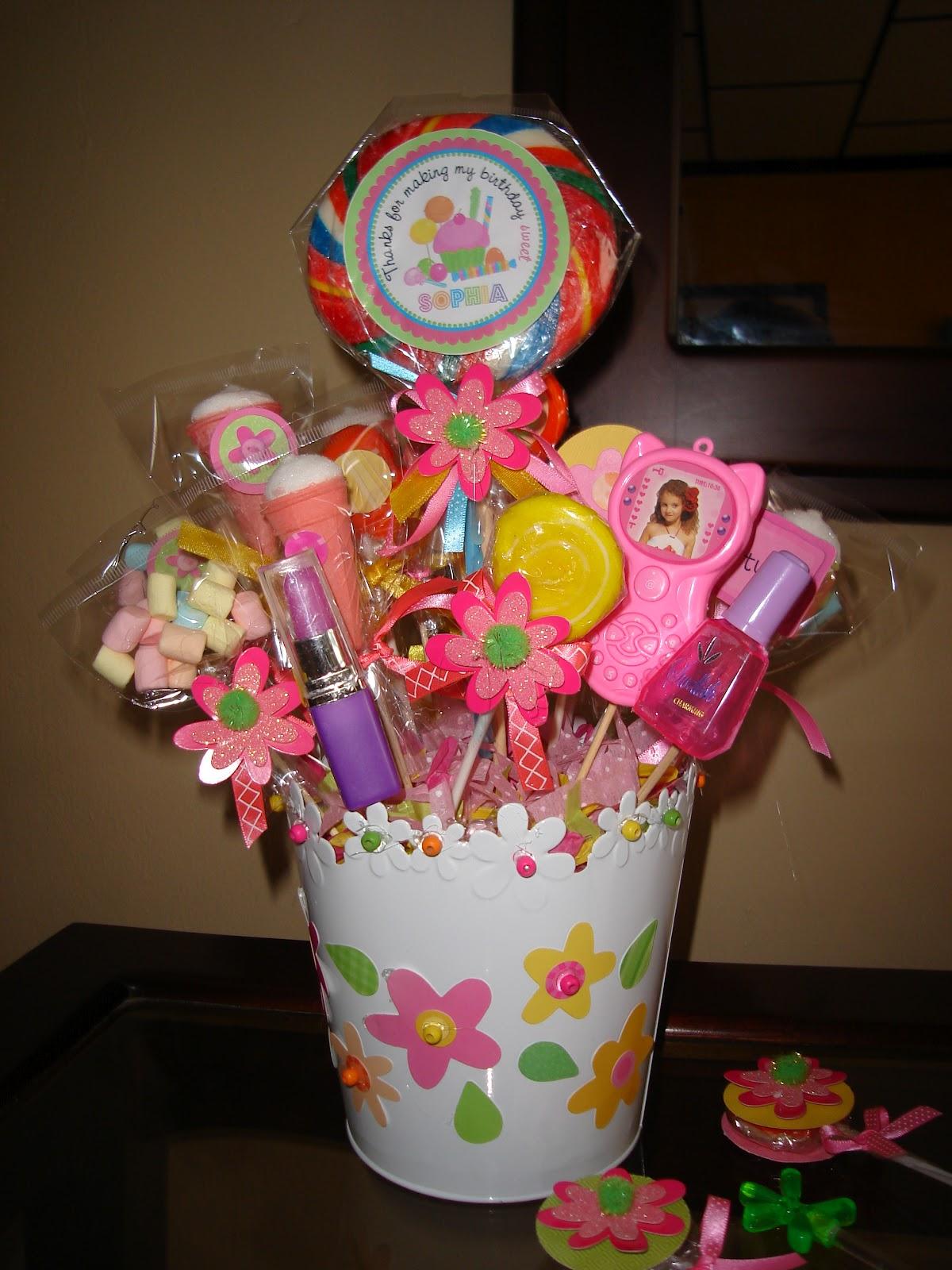 Dise o floral para baby shower y fiestas infantiles - Arreglos fiestas infantiles ...