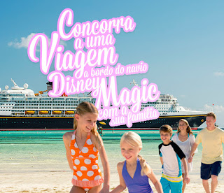 Concurso Cultural Disney Magic