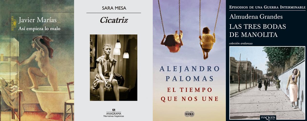 Mis mejores lecturas de 2015 nominados caj n de historias - Cicatriz sara mesa ...