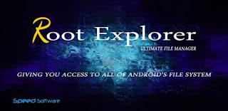 Root Explorer v3.3.7 Apk Terbaru