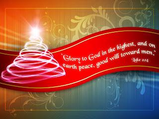 Postales de navidad en ingles