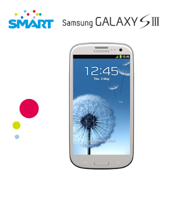 Samsung Galaxy SIII is coming to SMART!