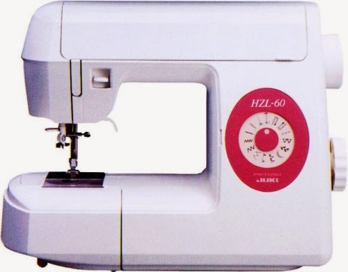 Fahad baokbah trading est juki hzl e60 sewing machines for Janome memory craft 350e manual