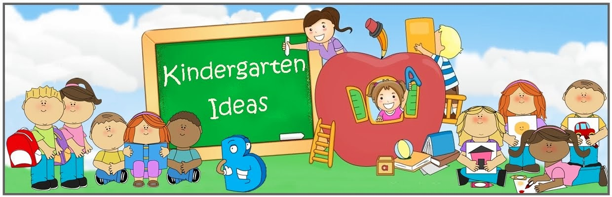Sophia's Blog     ~    Kindergarten Ideas